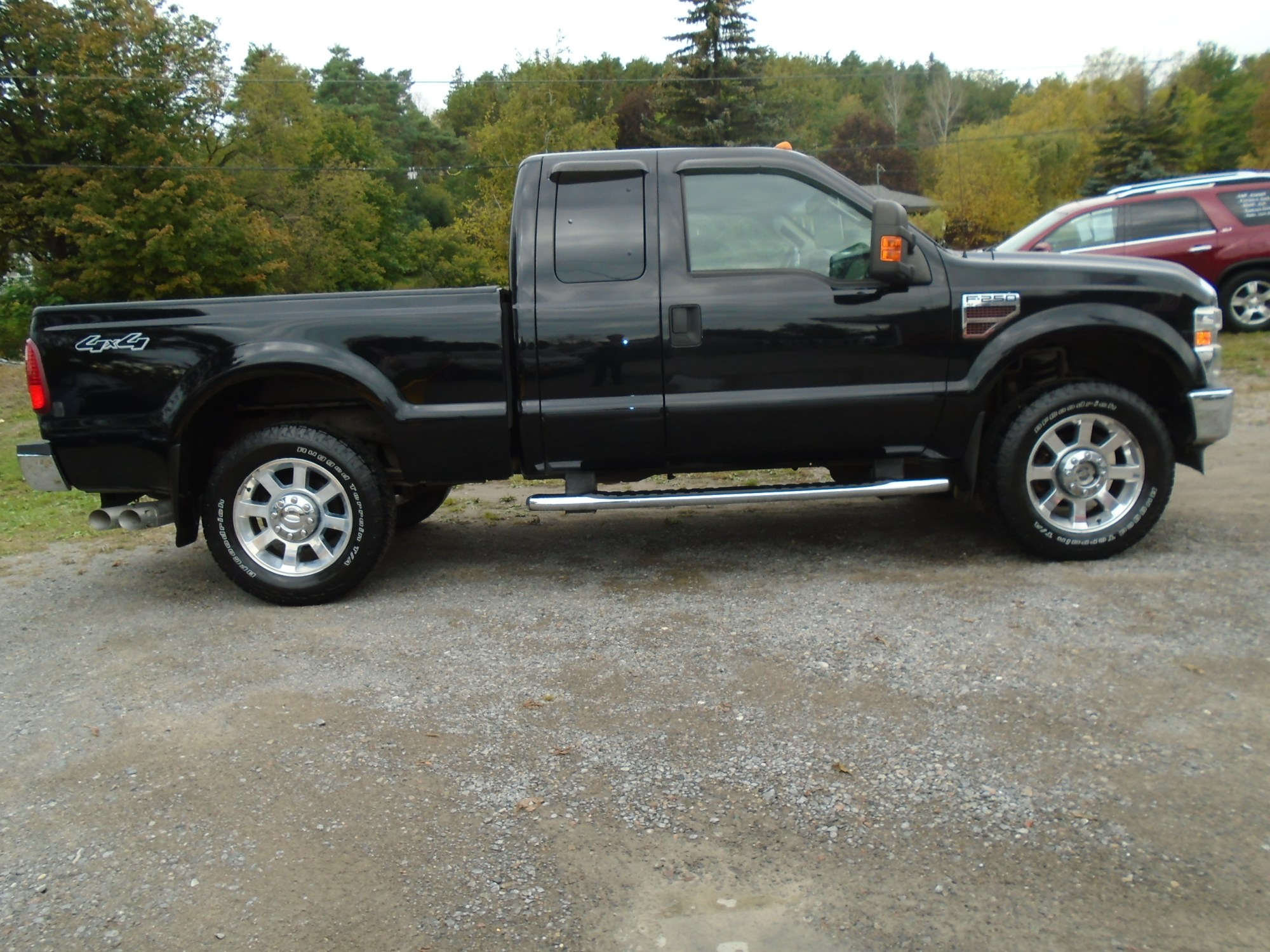 hight resolution of 2009 ford f 250 super cab 4x4 diesel