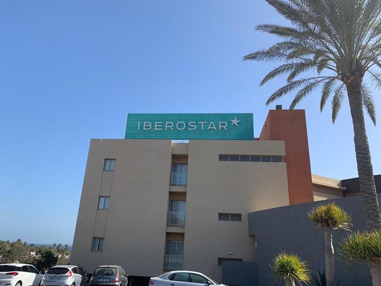 Hotel Iberostar – Rótulos Luminosos & Lamas Antieólicas
