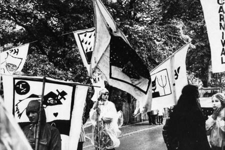 Ellen Strange Parade, Stacksteads 1978