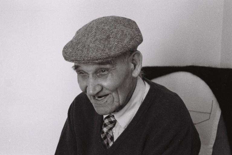 Angus McPhee - the Silent Weaver