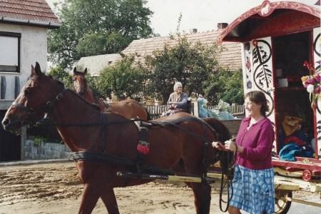 Hungary – overtaking