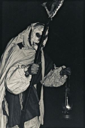 The Pilgrim character from the Ellen Strange event