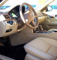 2008 mercede c300 interior [ 2837 x 2035 Pixel ]
