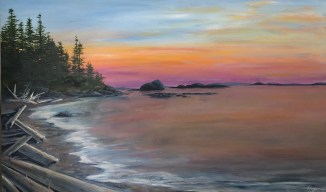 """""""Driftwood Beach"""": SOLD"""