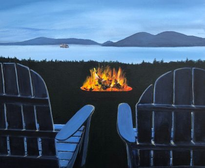 """The best travel is that which one can take by one's own fireside. In memory or imagination."" - George Eliot"