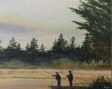 """""""A bad day can be made better with some fishing time."""""""