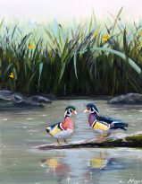 """""""If you keep your feathers well oiled the water of criticism will run off as from a duck's back."""" - Ellen Swallow Richards"""
