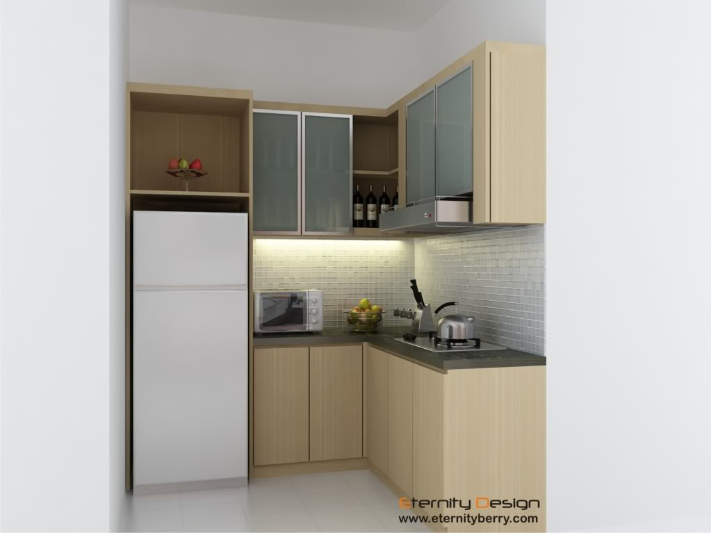 dapur mungil  Good Idea