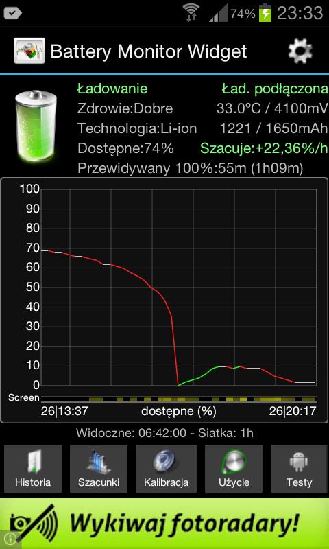 Battery Fail
