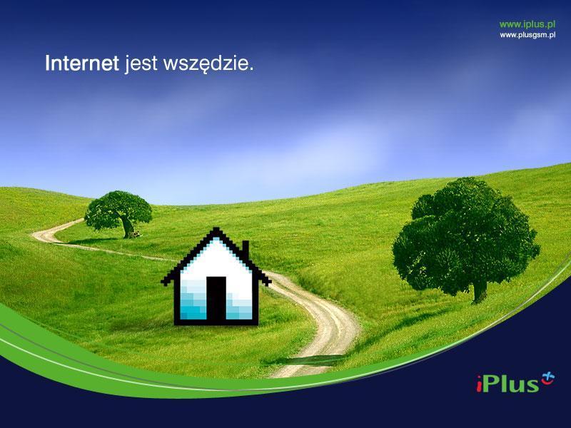 iplus-internet jest wszedzie