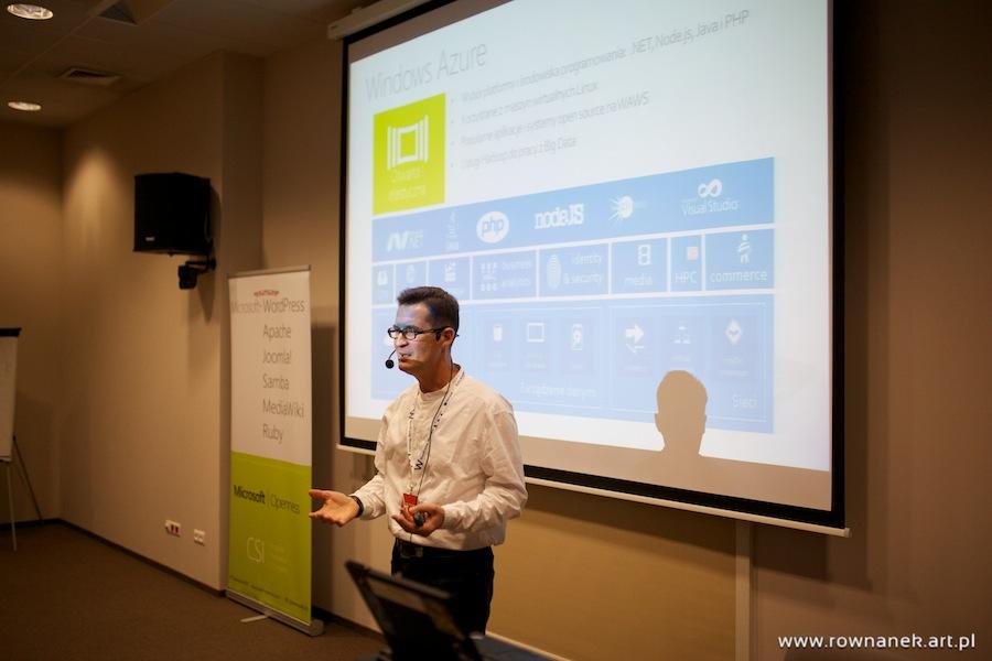 Prezentacja nt Windows Azure