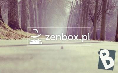 Zostałem mistrzem Zenbox