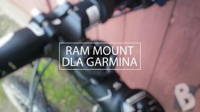 Uchwyt rowerowy doGarmin Dakota 20