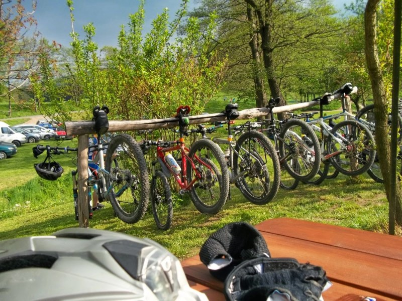 Rowery naRychlebskich Stezkach