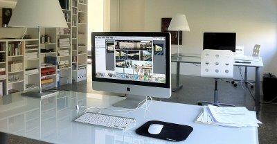 Digitalizacja domowego biurka