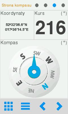 Kompas wTwonav Sportiva 2+