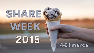 Share Week 2015 wg. mnie