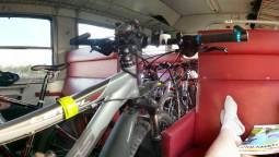 Ograniczony przewóz rowerow należy rozumieć wtaki sposób