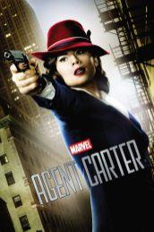 """Marvel's Agent Carter - Agentka Carter była prekursorką Tarczy Marvels, często wcieniu Kapitana Ameryki, alezakażdym razem udowadnia, iż """"Znam swoją wartość inieinteresuje mnie zdanie innych naten temat""""."""