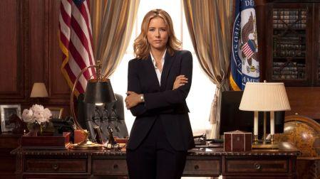 Madam Secretary - kolejny serial zpolityką amerykańską naczele, aletym razem zkobietą wroli głównej, któraweszła wśrodek walk wszelkich opcji.