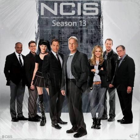 NCIS - Potylu sezonach isłabszych odcinkach, wciąż mnie kręci ekipa Gibbsa.