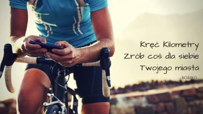 Kręć kilometry – zrób coś dla siebie!