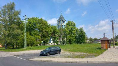 Kościoł w Rybniste