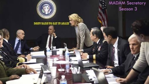 Madam Secretary czyRaczej Madam Presidente?