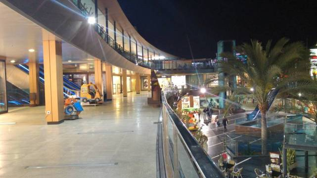 Fuertaventura - CH wCorralejo wieczorami