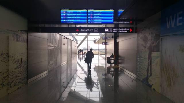 Fuertaventura - Lotnisko wGdansku