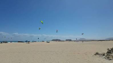 Fuertaventura - plaze poza corralejo 3