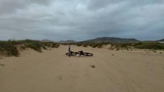 Fuertaventura - rowerowy dzien