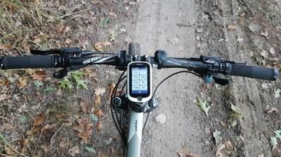 Mio Cyclo 505HC - prezentacja wterenie