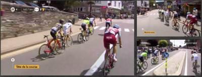 Być nabieżąco zTour De France – Eurosport Player