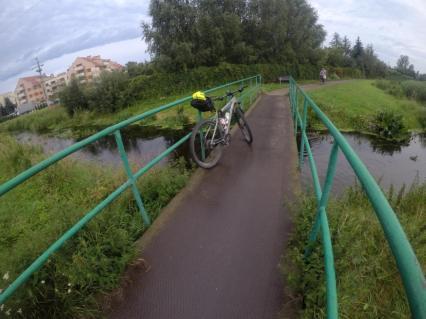 Rowerem doKołobrzegu