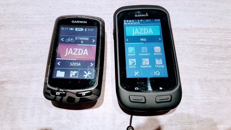 Garmin edge 1000 vs Garmin Edge 810