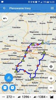 garmin mobile + locus map