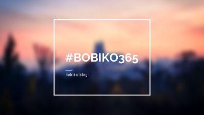 Nowy projekt – #bobiko365