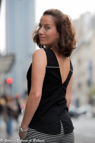 Back is Back - Vanessa Pouzet