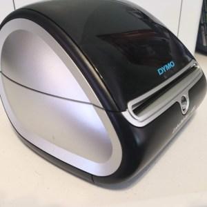 The Dymo Printer, did it work?