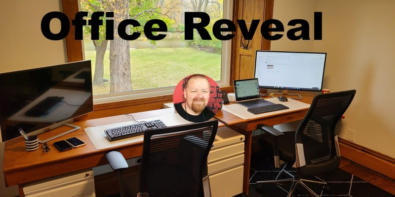 Office Reveal