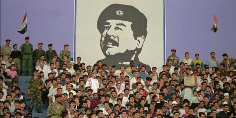 Saddam Hussein invaded Kuwait in August 1990