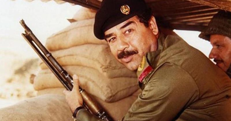 Saddam Hussein Almost Ruined my Marriage!