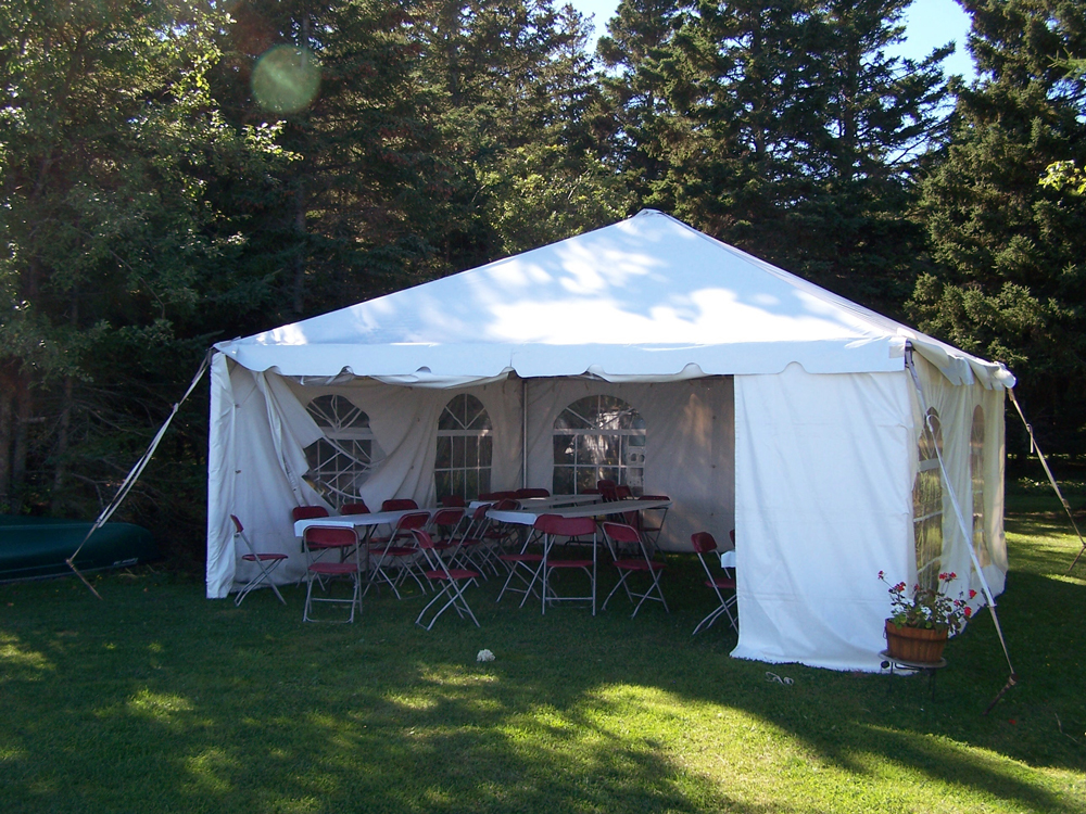 16 & Tent Rental Questionnaire - Bob Lee Prodictions