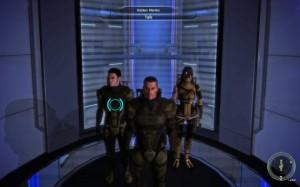Mass Effect Elevator