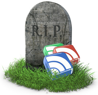 Google Reader Death