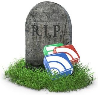 Google Reader Death