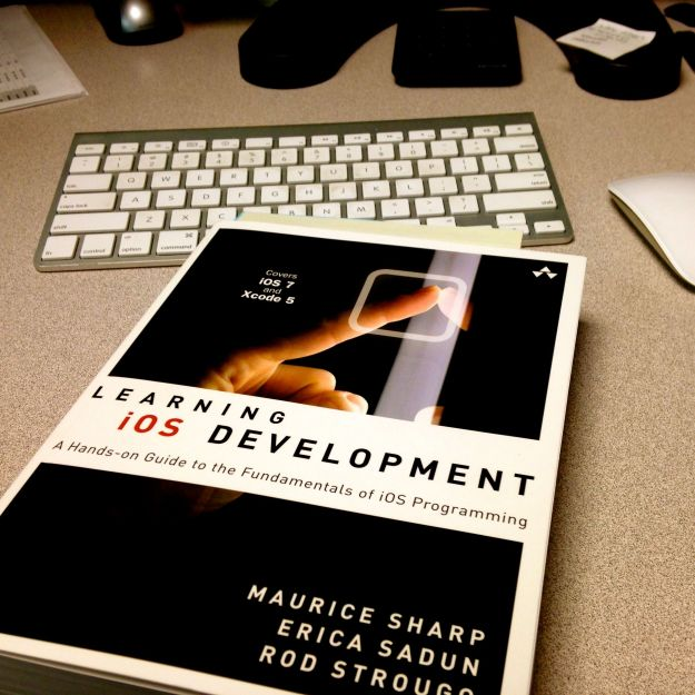 Learning iOS Dev
