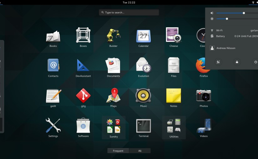 openSUSE Tumbleweed gets GNOME 3.16