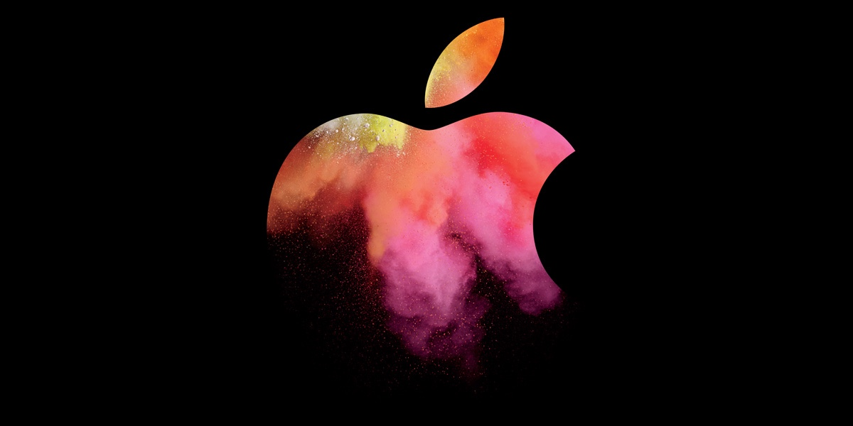 Apple Event Oct 2016